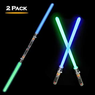 double bladed lightsabers