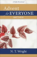 Advent for Everyone, Matthew: A Daily Devotional
