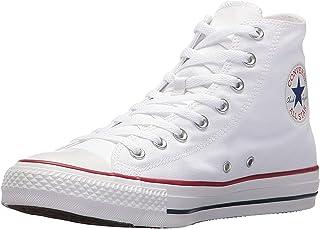 Converse Youths Chuck Taylor All Star Hi Sneakers Basses Mixte Enfant Blanc Optical 30 EU Comparer avec