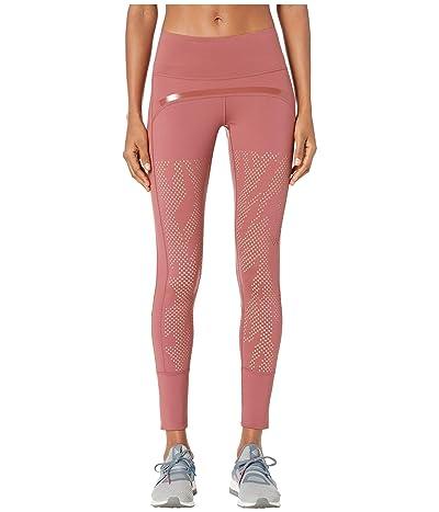 adidas by Stella McCartney Train BT Tights EA2139 (Clay Red) Women