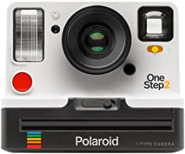 Polaroid Originals OneStep 2 Analog Instant Camera - Graphite - White