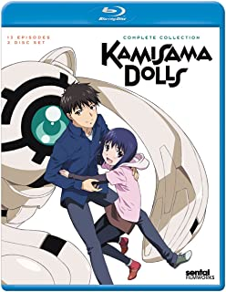 Kamisama Dolls: Complete Collection/ [Blu-ray] [Import]