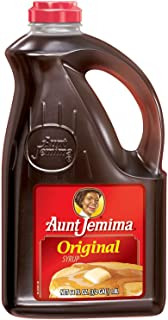 Aunt Jemima Original Syrup, 64 oz. (pack of 2)