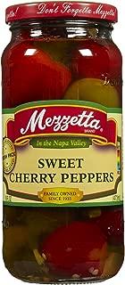 Mezzetta Sweet Cherry Peppers, 16 oz