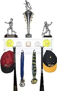 Best baseball trophy shelf Reviews
