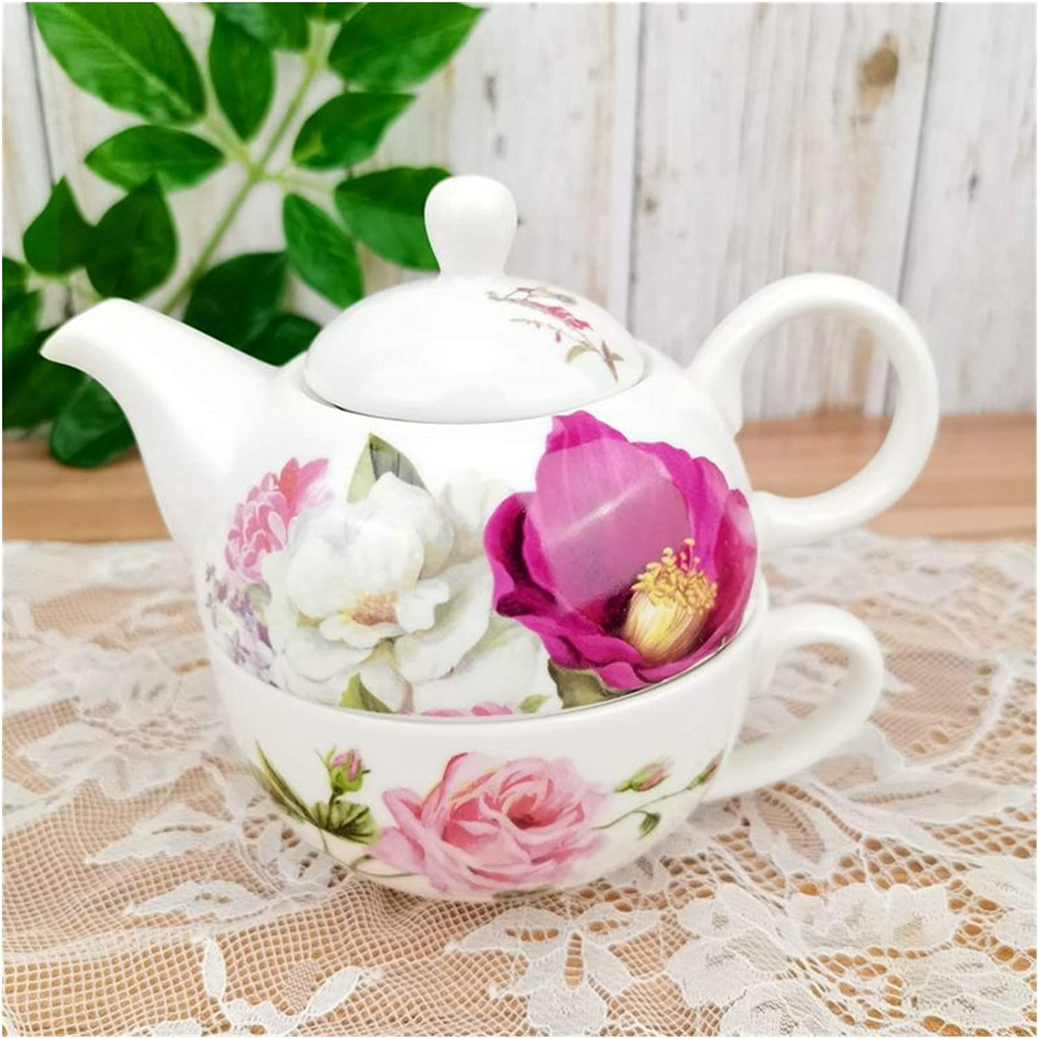Teapot Set Tea for One Industry No. 1 And O For Ceramics Cup Sale Special Price
