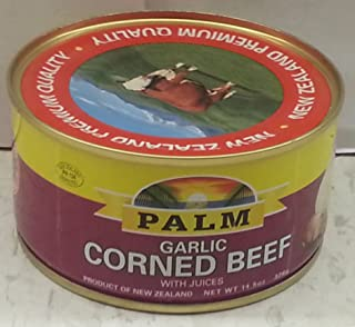 Palm Garlic Corned Beef 11.5oz (6 Pack)