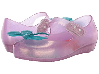 Mini Melissa Ultragirl + Little Mermaid (Toddler/Little Kid) (Pink/Blue) Girl