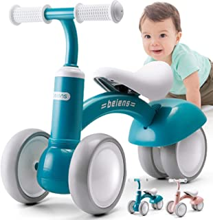 beiens Upgraded Large Baby Balance Bikes, Baby Bicycle for 1 Year Old, Toddler Bike Riding Toys for 10 Months - 36 Months ...