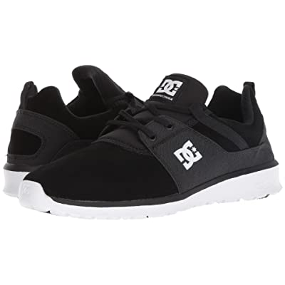 DC Heathrow SE (Black/Battleship) Skate Shoes