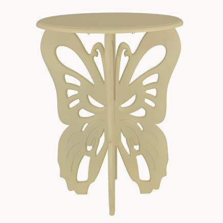 featured product Décor Therapy FR9468 Side,  end Table,  Night Stand,  White