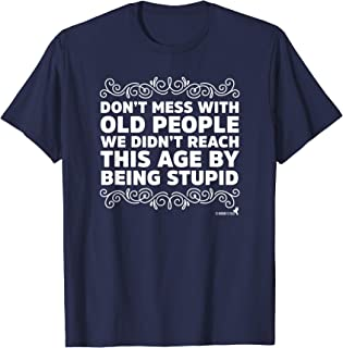 Baby Boomer Senior Citizen Funny Humorous!