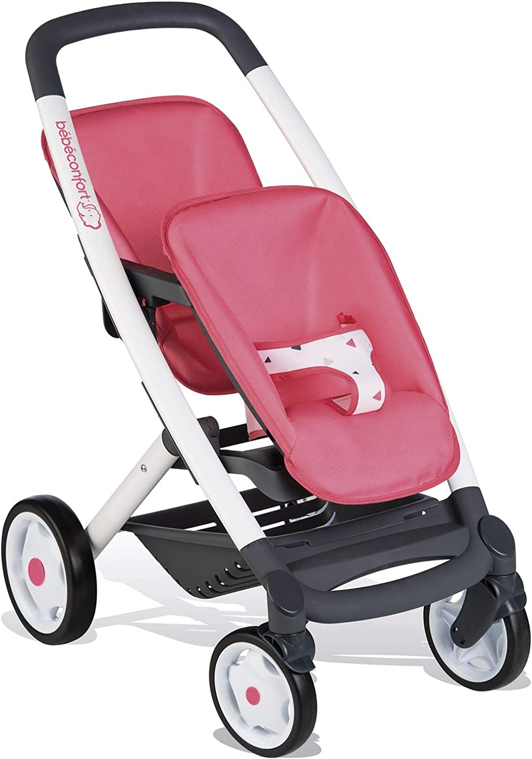 Smoby Bebé Confort Combi Twin Chair pink