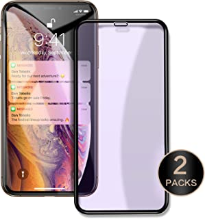 ICONFLANG Compatible Screen Protector for iPhone Xs Max 6.5