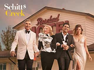 Schitt's Creek: The Complete Collection arrives on DVD Nov. 10 from Lionsgate