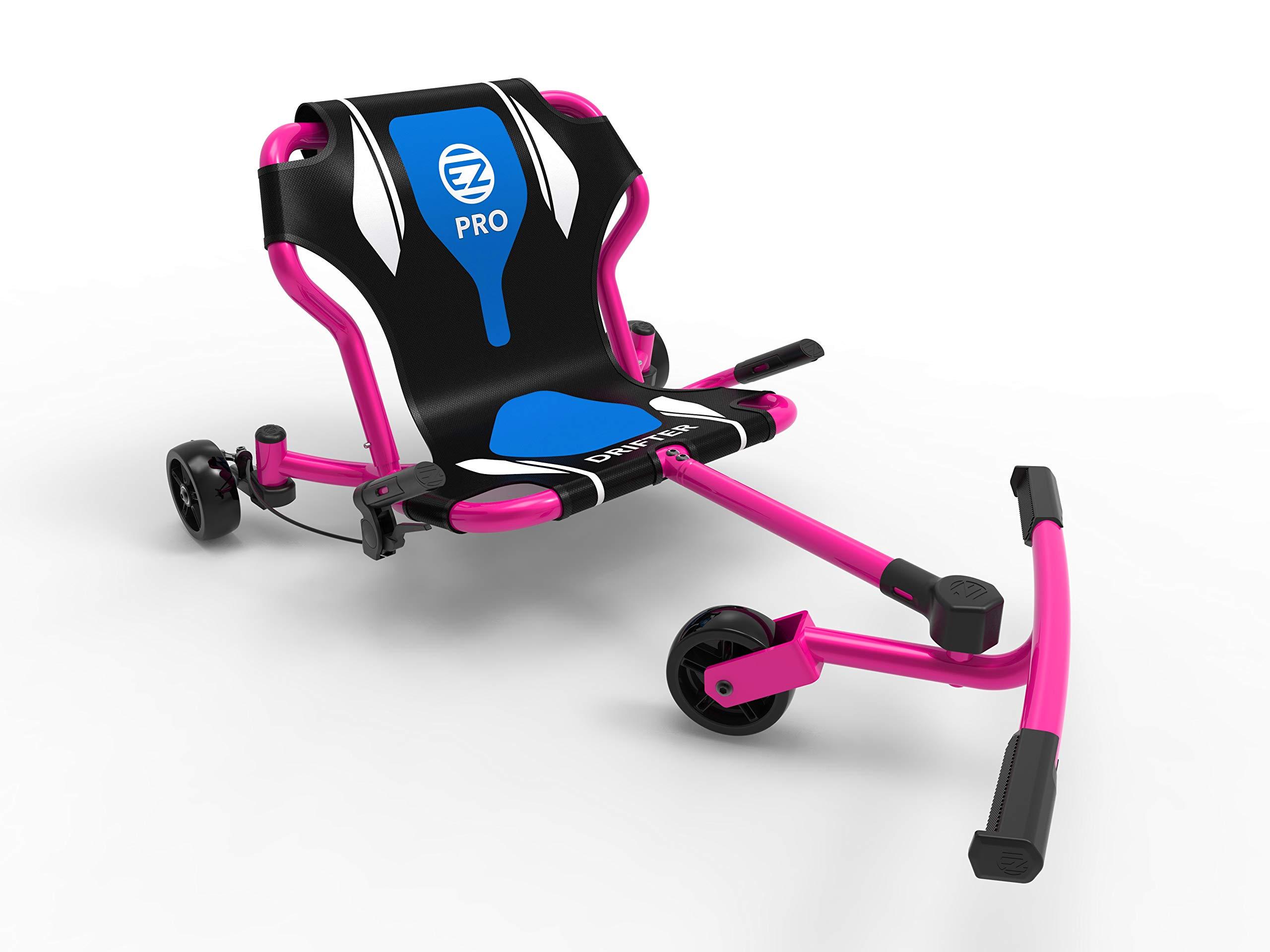 Pink EzyRoller New Drifter-X Ride on Toy