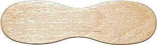 Perfect Stix 60mm Birchwood Plain Taster Ice Cream Paddle Spoon, 2-3/8