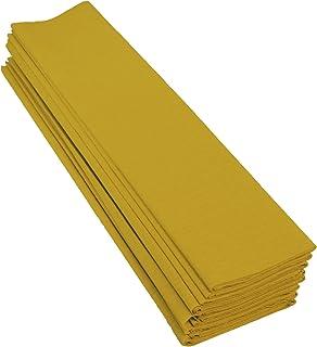 Sortiert 2.50 x 0.50 m Clairefontaine Krepppapierrolle Metallic