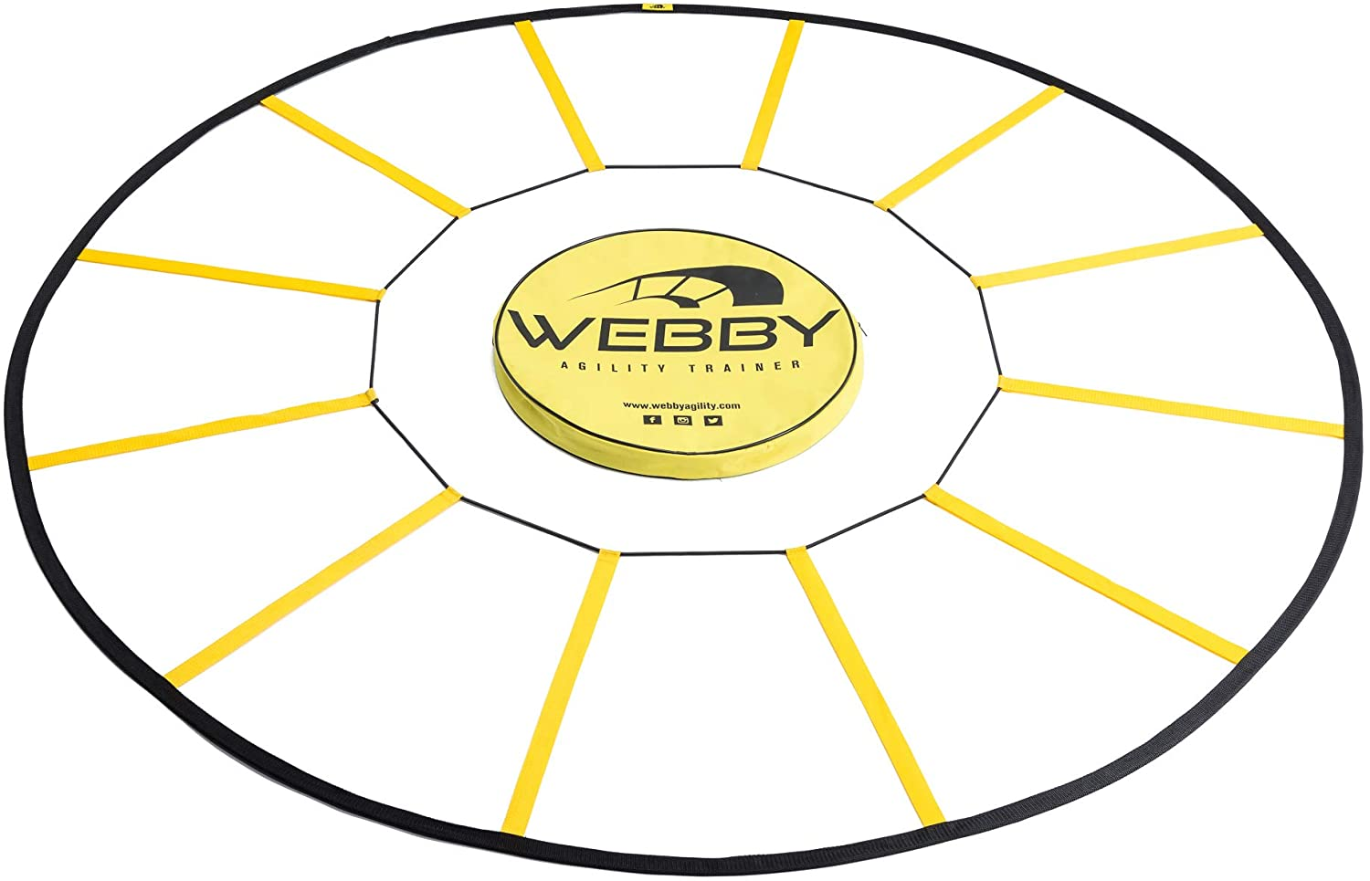 Webby Agility Trainer Recommendation – Circle and for Speed Max 61% OFF Ladder