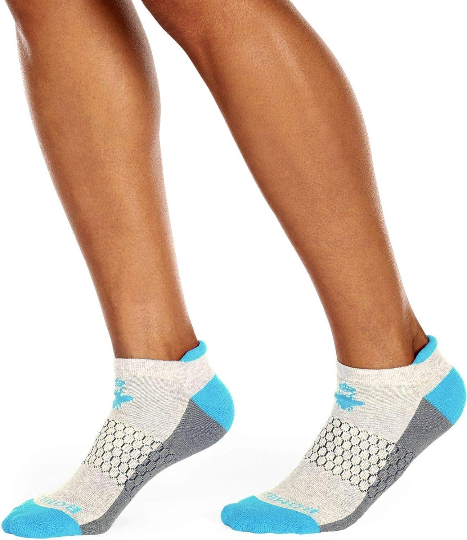 Bombas Women's Originals Ankle Socks, (Electric bluee, Medium)