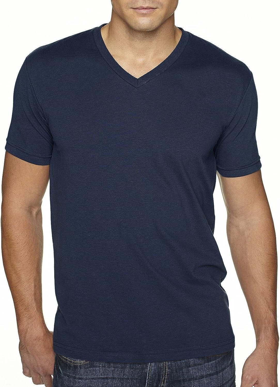 Translated Next Level Men's Premium Sueded T-Shirt V-Neck Washington Mall M Short Sleeve