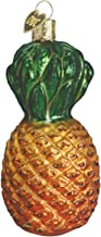 Old World Christmas Ornaments: Pineapple Glass Blown Ornaments for Christmas Tree
