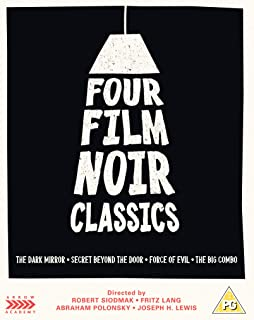 Four Film Noir Classics [Blu-ray]