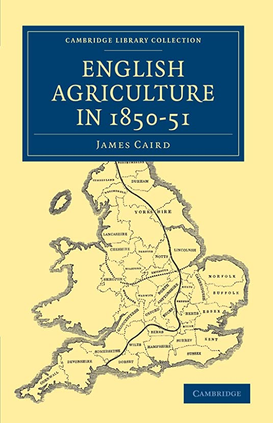 English Agriculture in 1850-51 (Cambridge Library Collection - British and Irish History, 19th Century)