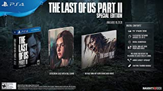The Last of Us Part II Special Edition (輸入版:北米) - PS4