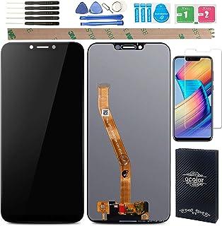 YHX-OU Huawei Honor Play - Pantalla LCD de 6,3 pulgadas + digitalizador de pantalla táctil para Honor Play COR-L29 COR-AL1...