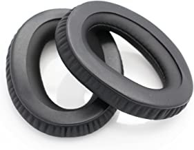 Replacement Earpads Cushion for Bose Ear Pads Aviation Headset X A10 A20 Headphones, Over Ear Pads Leather Foam Pads