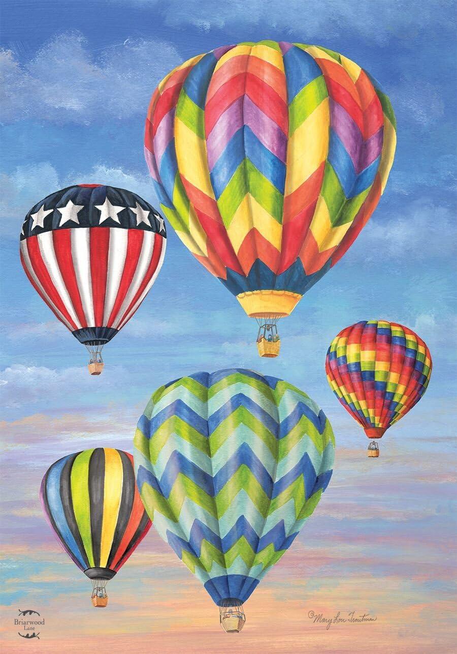 Briarwood Lane Hot Air Balloons Cheap sale Summer Garden 18