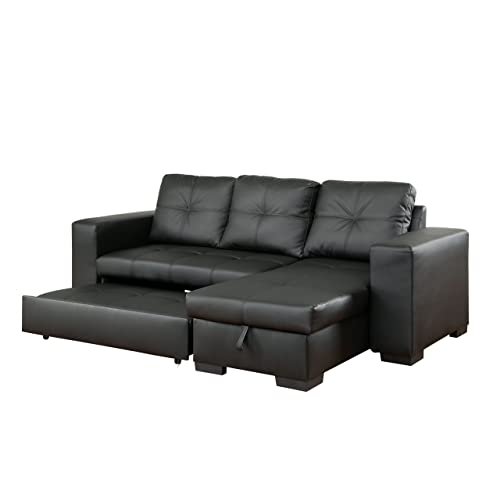 Sleeper Sectional Sofa With Chaise Amazon Com
