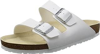 Birkenstock Unisex Arizona, Dark Brown Shoes