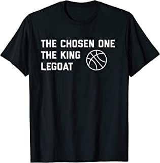 The Chosen One The King LeGoat T-Shirt | The Land Tee