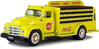 1/50 Coca-Cola 1955 Diamond T Bottle Delivery Truck - Yellow
