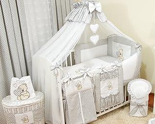 2x lit bébé drap housse en jersey pour bébé 100/% coton 140x70cm blanc