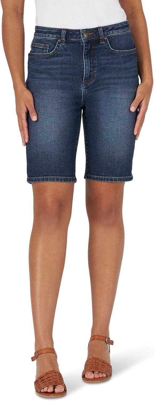 Lee Women's Legendary Slim Fit High Rise Bermuda Short