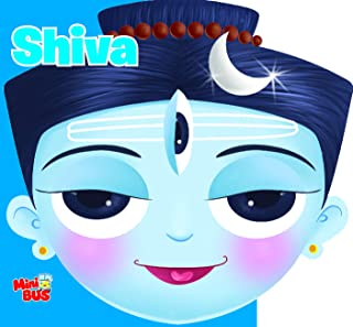 Cutout Board Book: Shiva(Gods,Goddesses and Saints) (Cutout Books)