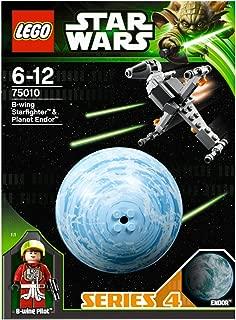Lego Star Wars B-wing Starfighter & Endor 75010