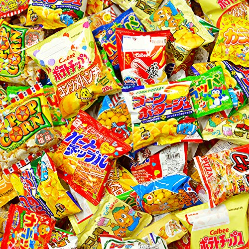 駄菓子スナック菓子大集合100袋詰め合わせ