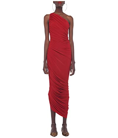 KAMALIKULTURE by Norma Kamali Diana Gown (Red) Women