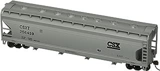 Bachmann Industries CSX #256439 ACF 56' Center-Flow Hopper (HO Scale Train)