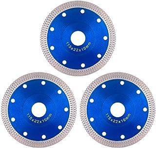 "Tanzfrosch 4.5 inch Diamond Saw Blade 4.5"" Cutting Disc Wheel for Cutting Porcelain.."