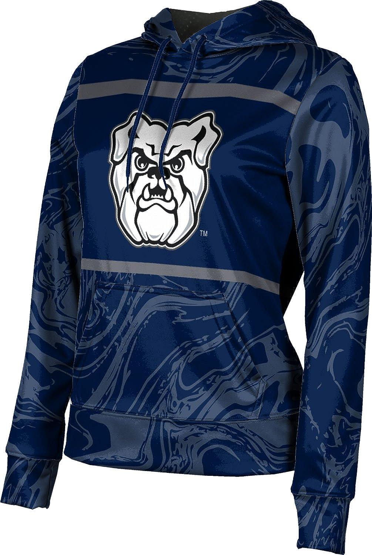 ProSphere Butler University Girls' Pullover Hoodie, School Spirit Sweatshirt (Ripple)