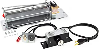 FireplaceBlowersOnline FK24 Fireplace Blower kit for Majestic, Martin, Northern Flame,..