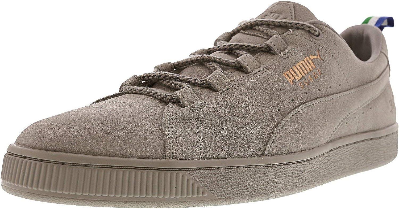 PUMA Men's Suede Big Sean Ankle-High Fashion Sneaker