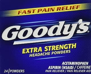Goody's Extra Strength Headache Powder, 24-Count