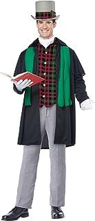 California Costumes Holiday Caroler Man Costume