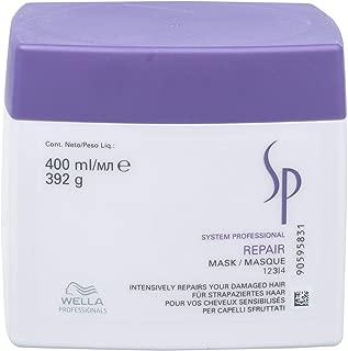 Wella SP Repair Hair Mask for Medium to Coarse Hair, 400ml